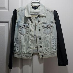 UO jean jacket